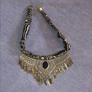 Festival hippie necklace